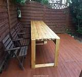 Pallets Bench Plans And Ideas – Pallets Ideas, Designs, DIY.