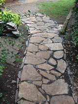 Crushed Stone Walkway Ideas