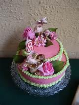 fairy garden cake childrens party ideas pinterest