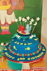 Piece of Cake: In the Night Garden ~ Real Party Feature!