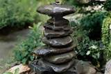 garden fountains ideas how to make a garden fountain out of well