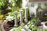 miniature garden ideas miniature gardens pinterest