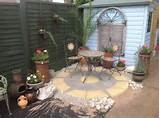 maintenance free corner great garden ideas pinterest