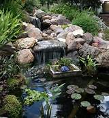 Beautiful Backyard Ponds and Water Garden Ideas (1)