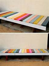 Colorful | Gardens/ Benches | Pinterest