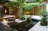 10 model taman rumah tinggal yang indah dan asri desainic