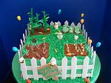 vegetable garden cake flickr photo sharing