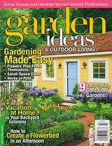 garden ideas from better homes and gardens spring 2009
