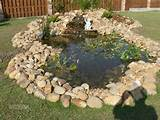 small pond ideas backyard - Landscaping - Gardening Ideas