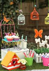 Whimsical Kids Garden Party Ideas - Celebrations at Home