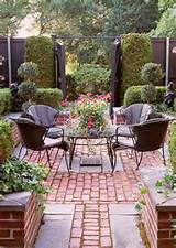 ... Garden ideas | Pinterest | Patios, Briques et Better Homes And Gardens