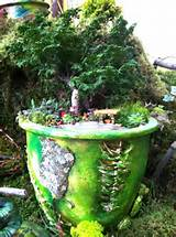 miniature fairy gardens at the northwest flower and garden show the