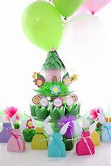 Tinkerbell Fairy Garden Tea Party Birthday Party Ideas | Photo 8 of 8 ...