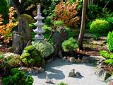 garden in japanese is better known in the west as zen garden its deep