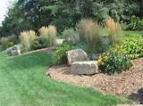 Ornamental grasses landscaping | Landscaping a Slope | Pinterest