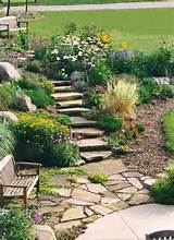 rock garden patio | Home - Designing Outdoor Spaces | Pinterest
