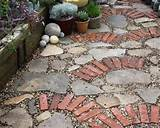 Playful -- and permeable -- paving patterns | L.A. at Home | Los ...