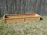 raised garden box yard ideas pinterest