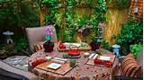 asian style patio garden asian patio