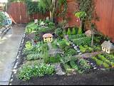 ... herb and fairy garden. Possibility... | Fairy garden ideas | Pinterest