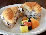 check out my knock of recipe for cranberry chicken salad sandwiches