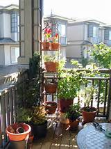 Balcony Garden Ideas Pictures, Five Ways to Beautiful and Productive ...