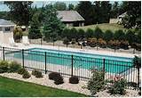 fence and landscaping ideas. If we do a fence around the pool.Swimming ...
