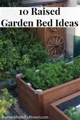 10 Raised Garden Bed Ideas for Easier Gardening - Raised bed gardening ...