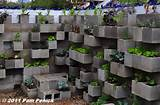 search results for concrete blocks for raised garden beds query