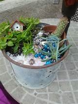 Rylies beach themed fairy garden | Garden | Pinterest
