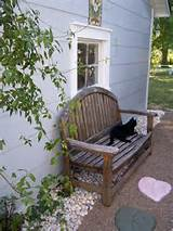 hgtv restoring garden bench garden and patio ideas pinterest