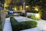 Contemporary Garden Patio Ideas — Interior & Exterior Doors Design ...