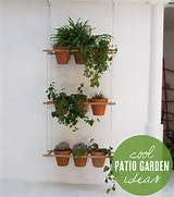 patio gardening ideas from babble com