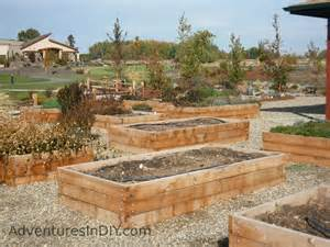 Raised Bed Gardening Ideas | Adventures In DIY