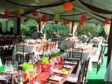 Garden Party Decoration Ideas - StackedImages