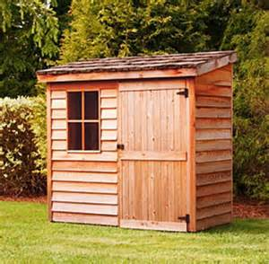 Outdoor Shed – Big Ideas For Small Backyard Destination | Cool Shed ...