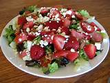 Taste of Summer Salad - Healthy Ideas Place