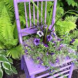 Garden salvage~ | CONTAINER Garden Ideas | Pinterest
