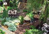 Bellagio indoor miniature garden | Fairy Gardens | Pinterest