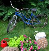 diy bicycle planter the owner builder network