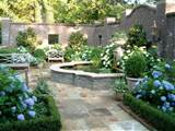 georgian classic garden traditional landscape atlanta by