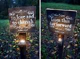 guest post from the other half of sosn personalized wedding signs