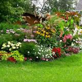 Simple Flower Garden Ideas New Home Rule