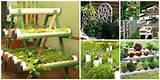 DIY PVC gardening ideas and projects | www.FabArtDIY.com