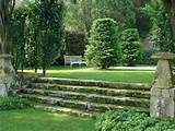english garden garden ideas stone steps garden steps yard secret