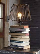 .rosettabooks.com/Ideas, Table Lamps, Rustic Industrial, Lamps Shades ...