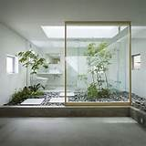 zen interior garden | Ideas for Interiors / Decoration | Pinterest