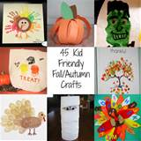 fall autumn crafts so many great ideas from so many talented people