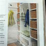 Laundry room idea.... from better homes and garden magazine jan 2012 ...