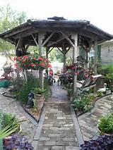 Secret Garden, Gazebo | Gazebo, Pergola & Garden Memorial Ideas | Pin ...